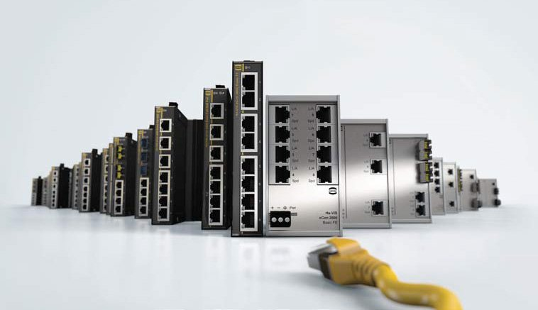 Harting Switches unmanaged