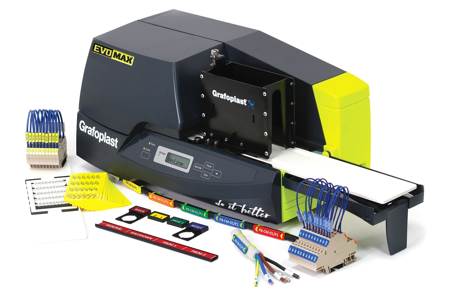 Grafoplast EVOMAX Thermal printer